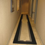 CONTEMPORARY HALLWAY RUNNER OVERLAND PARK KANSAS