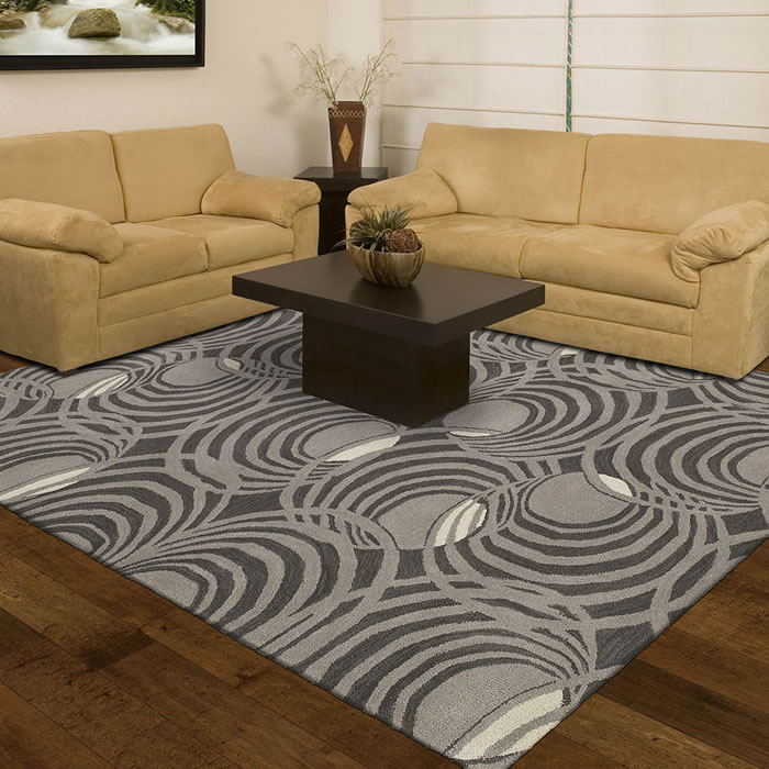 Transitional area rugs contemporary area rugs in kansas city - Living room area rugs contemporary ...