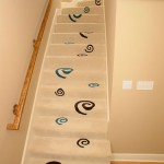 CONTEMPORARY STAIR RUNNER OVERLAND PARK KANSAS