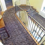 CUSTOM HALL AND STAIR RUNNERS INSTALLED IN LEAWOOD KANSAS