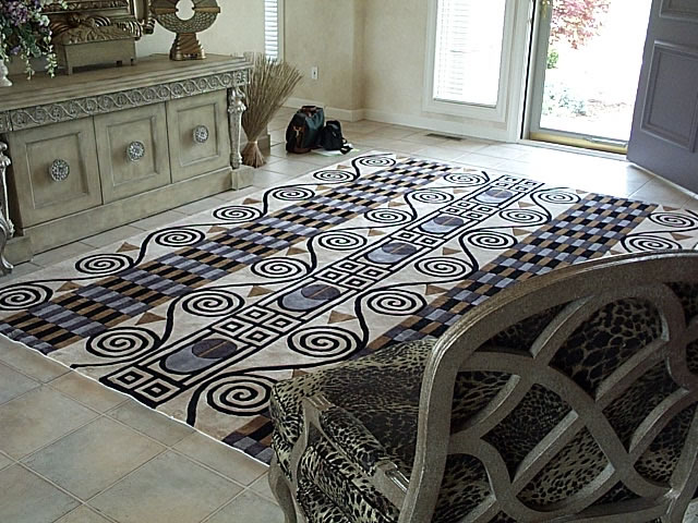 Custom Area Rugs Kansas City Oriental Traditional And