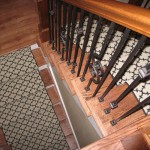 CUSTOM RUNNERS MADE TO GO OVER HARDWOOD FLOORING AND STAIRS DE SOTO KANSAS