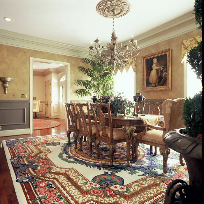 Custom Area Rugs Kansas City