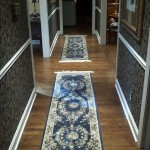 MATCHING ORIENTAL HAND KNOTTED WOOL RUNNERS OLATHE KANSAS
