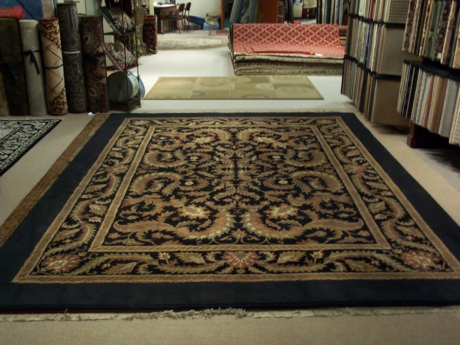 Custom Area Rugs From Tuftex Finding A