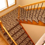 Stairs Scoll Pattern Waterfall Install Spindles