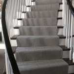 TRANSITIONAL STAIR RUNNER LEAWOOD KANSAS