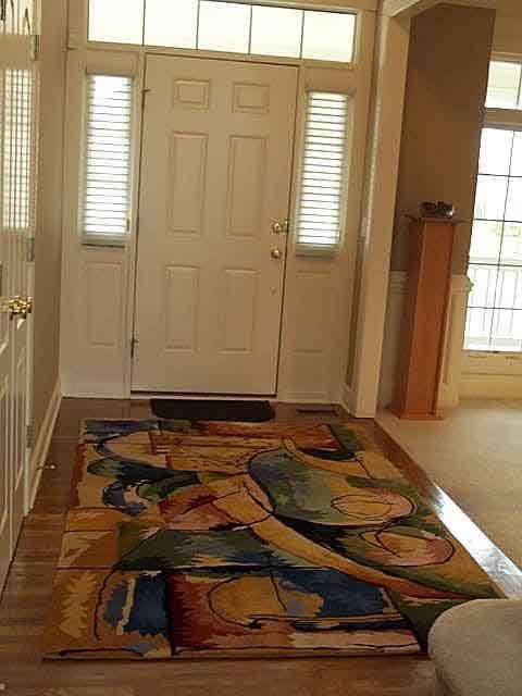 area rugs custom home interiors 25 amazing dining room