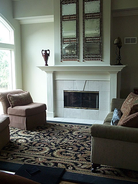 Hand made great room oriental rug area rug for Great room dimensions