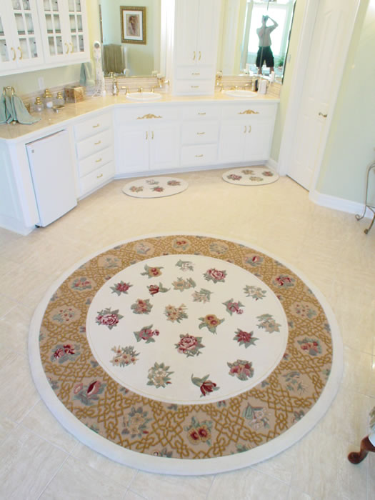contemporary bathroom rugs custom area rugs kansas city traditional and 12456