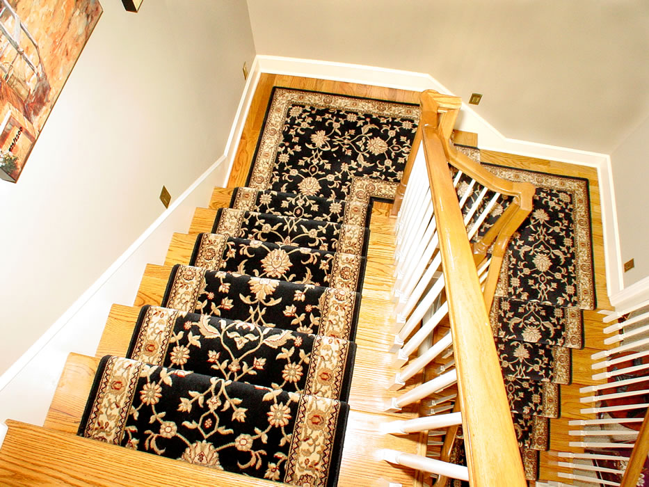 Stair Runners & Stair Carpet From Area Rug Dimensions