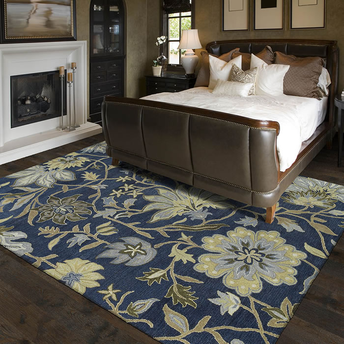 transitional area rugs contemporary area rugs in kansas city 13991 | wool flower bedroom area rug
