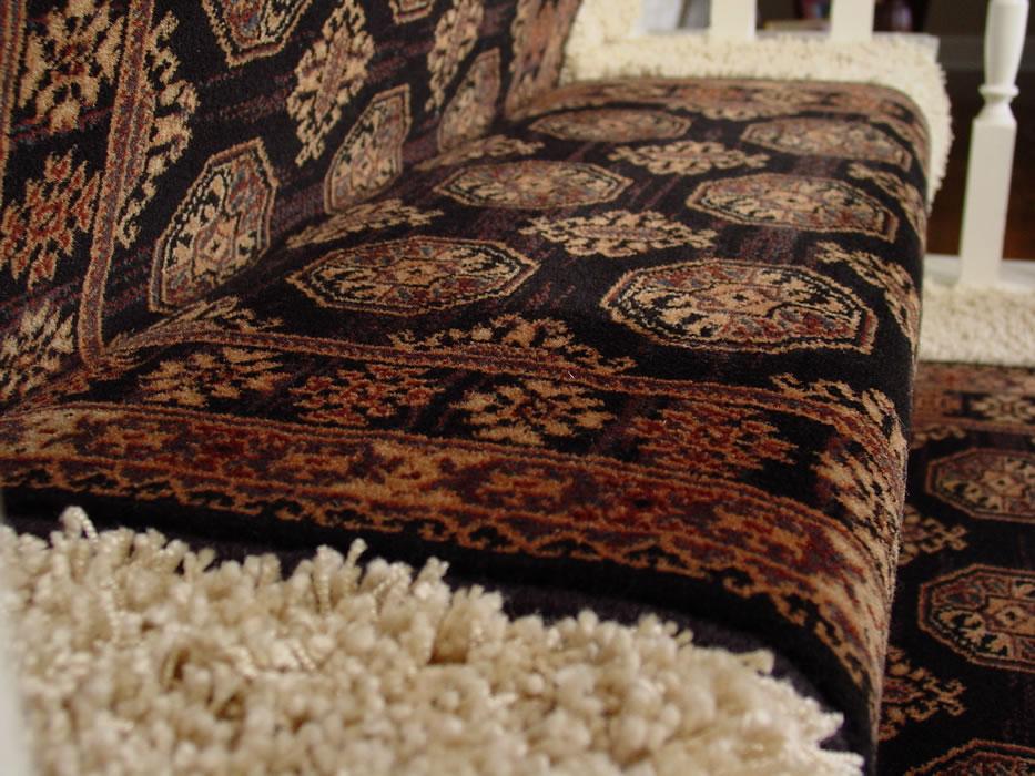 Wool Star Runner Over Carpet Overland Park Ks Area Rug
