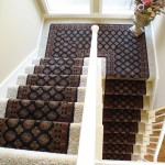 Transitional Contemporary Custom Oriental Stair Runners